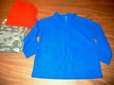 NWT Circo Boys Fleece Sweat Shirts Sizes 12M, 18M-2T, or 3T Red Blue Gray Camo