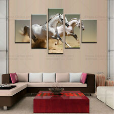 Canvas Art Wall Modern Abstract Oil Painting Printed On Canvas Excellent Horse