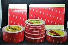 3M™ 4229P 5MM TO 50MM DOUBLE SIDED FOAM TAPE AUTOMOTIVE TAPE, MULTIPLE LISTING
