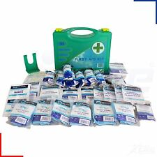 10 Person BSI Premium First Aid Kit Workplace, Office, Home Medical Emergency