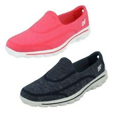 Ladies Skechers Trainers Go Walk 2 Super Sock