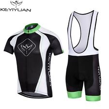 Men's Cycling Clothing Racing Bike Jersey Cycling (Bib) Shorts Set Cycling Suit