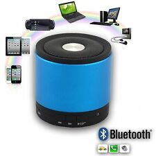 Wireless Bluetooth Speaker Mini Portable Super Bass for iPhone PC Samsung Tablet