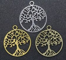 wholesale very beautiful Exquisite Hollow out two-sided Charms Pendants 21x36mm