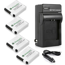 NB-11L NB11LH Battery&Charger for Canon PowerShot ELPH 110 130 HS A2300 A2500 IS