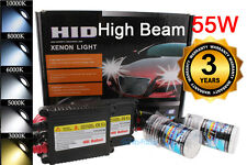 Xenon DC H7 55W Headlight Replacement Conversion High Beam HID Kit Fit Nissan HL