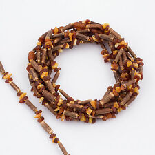 Wholesale Hazelwood and Baltic Amber Baby Kids Child Necklaces