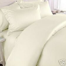 Solid 300 Thread Count Twin Duvet Cover Set 100 % Egyptian Cotton- All Colors