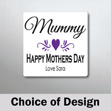 Personalised Mum Magnet - Mothers day Gift - Birthday, Mothers Day Gift