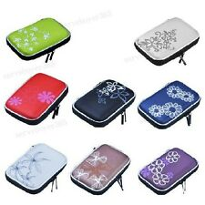 "2.5"" HDD Bag Portable Shockproof External Hard Disk Drive Zipper Pouch Case"