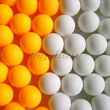 50/100x Table Tennis Ping Pong Ball Beer Pong  Lucky Dip Gaming Lottery Washable