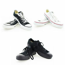 Converse Chucks All Star Chuck Taylor High Low Top Trainer Shoes Sneakers