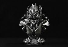 Transformers Decepticons Megatron Bust Statue Figure Home Decor Resin Silver