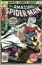 Amazing Spider-Man #163-1976 fn Kingpin Ross Andru Dave Cockrum