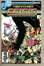 Crisis On Infinite Earths #2-1985 vf- George Perez Marv Wolfman 1st Anti-Monitor