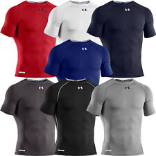 Under Armour Heatgear Mens Sonic Compression S/S Baselayer All Sizes [1236224]