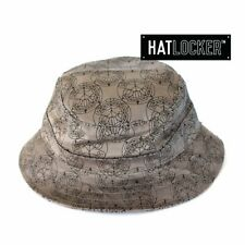 Crooks & Castles - Cathedral Speckle Grey Bucket Hat