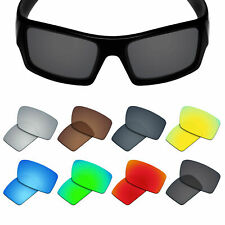 3 Pairs POLARIZED Replacement Lens for-OAKLEY Gascan Sunglasses -Multiple Colors