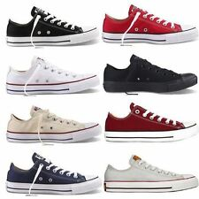 Converse Chuck Taylor AS CORE OX All Star Sneakers Trainers Black All Size