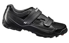 NEW Shimano SH-M065 Mountain Bike SPD Shoes - Black-