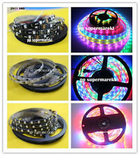 1-5M WS2811 IC 5050RGB Dream Color 30 60LED/M DC12V Pixel Strip Waterproof IP65