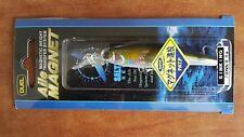 DUEL/YO-ZURI Aile Magnet 70mm/8.5g Sinking Minnow Color#(HAY/PRB/PIW/PCL)