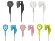 Panasonic RP-HV21 Colored Stereo EarDrops Earbud-Style Headphones- Genuine & New