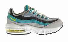 Nike Air Max '95 (PS) Little Kids Shoes Grey/Venom Green-Anthracite 311524-052