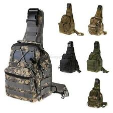 Unisex Outdoor Sports Camping Trekking Shoulder Bag Military Tactical Backpack