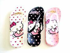 Hello Kitty Flip Flops Shoes Sandals Slippers Big Kids Girls Teens
