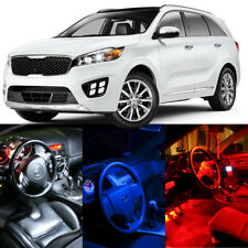 LED Bulb Interior Package Map Dome Door License Plate Lights for Kia