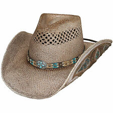Bullhide From The Heart Straw Cowboy Hat 2836