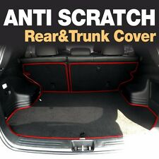 Anti Scratch Back Seat Cover Trunk Cargo Floor Mat for KIA 2011-2016 Sportage R