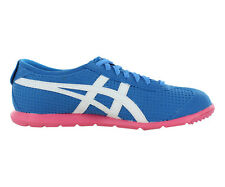 Womens ASICS ONITSUKA TIGER RIO RUNNER Blue Trainers D377Y 4201