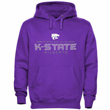 Kansas State Wildcats Purple Cyber Sport Pull Over Hoodie