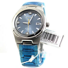 Seiko Business KINETIC  Mens Analog Silver Watch SNG059P1