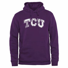 TCU Horned Frogs Purple Classic Primary Pullover Hoodie