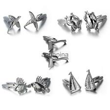 Men's Suits Animal Shape Cufflinks for Wedding Party Gifts