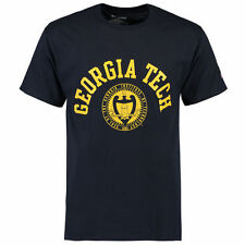 Champion Georgia Tech Yellow Jackets Navy Seal T-Shirt