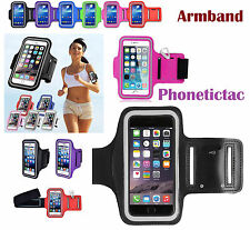 Gym Running Jogging Sports Armband Strap Case For Various LG Mobile Phones