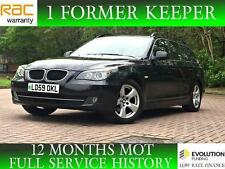 2010 BMW 5 Series 2.0 520d SE Business Edition Touring 5dr