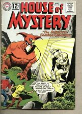 House Of Mystery #125-1962 vg+ Howard Purcell / Dick Dillin