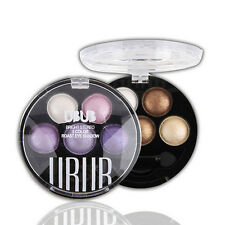 WDS New Coming Nice 5 Colors Baked EyeShadow in Shimmer Portable Pretty Gift