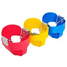 Children Baby Swing Slide Playground Park Full Bucket Seat Ancheer 3 Colors