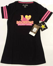 NWT - ROCKSTAR ENERGY SHIRT TEGAN LADIES TEE - Sizes Medium and Large