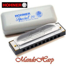 Hohner Harmonica - 560/20 Special 20 (SELECT KEY) NEW
