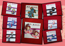Character Hair Bobbles Bands - In the Night Garden Frozen Peppa Pig & More