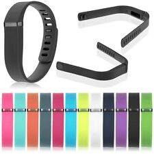 Large Size Replacement Wrist Band Wristband Bracelet with Clasp for Fitbit Flex