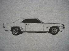 1969 Camaro SS (with SS Wheels) T-shirt ... '69