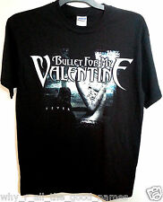 BULLET FOR MY VALENTINE - FEVER Concert Tour 2011 T-SHIRT - Australia & Japan